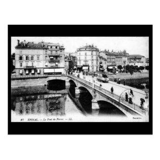 Cartão velho - Épinal, Vosges