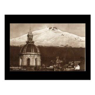 Cartão velho, Etna