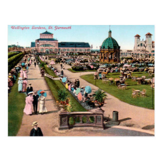 Cartão velho - Great Yarmouth, Norfolk
