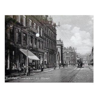 Cartão velho - Halifax, Yorkshire