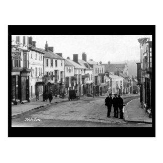 Cartão velho - Helston, Cornualha