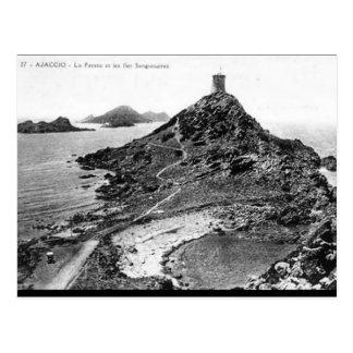 Cartão velho - La Parata, Corse