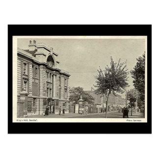 Cartão velho, Londres, Southall, o Salão do rei