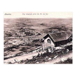 Cartão velho - Lourdes, Hautes-Pyrénées