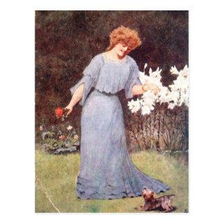 Cartão velho - Marie Corelli