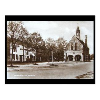 Cartão velho - Moreton-em-Pântano, Gloucestershire