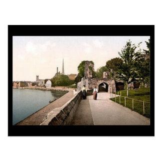 Cartão velho - o passeio, Worcester