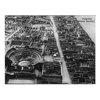 Cartão velho - Pompeia Cartoes Postais