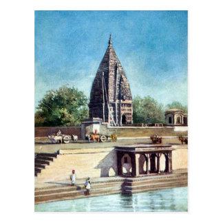 Cartão velho - Ramnagar, Varanasi, India