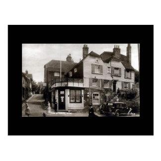 Cartão velho, Rye, Sussex