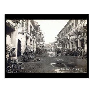 Cartão velho - Singapore