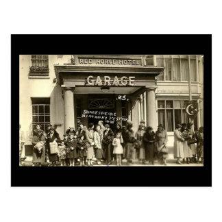 Cartão velho, Stratford-em cima-Avon 1936