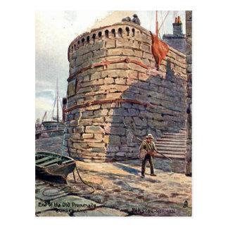Cartão velho - Sunderland, Tyne e desgaste