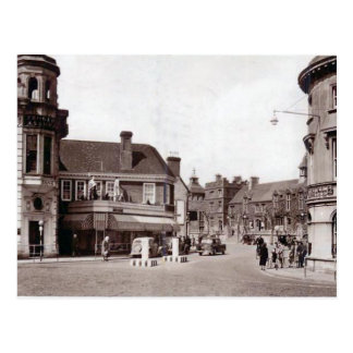 Cartão velho - Taunton, Somerset