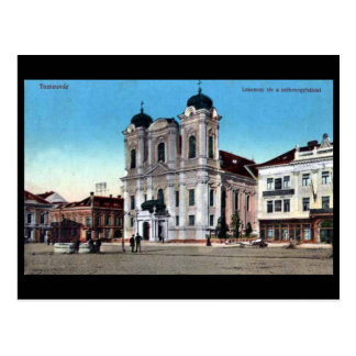 Cartão velho - Timisoara, Romania
