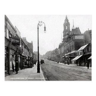 Cartão velho - Woolwich, Londres