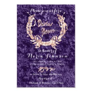 Cartão Veludo verde-oliva da violeta do rosa do rosa da