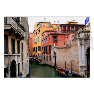 Cartão Veneza Serenissima
