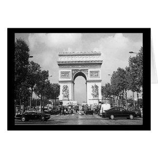 Cartão Venha afastado comigo… a France! 4