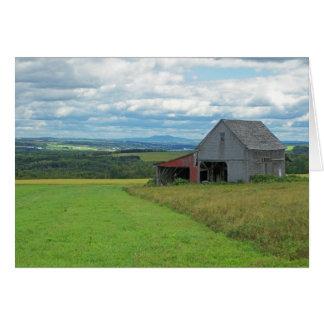 Cartão Verão em Maine