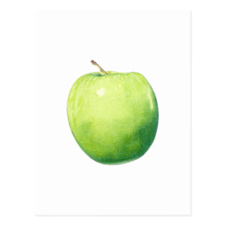 Cartão verde de Apple