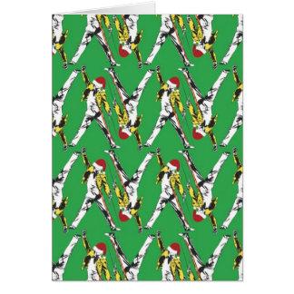 Cartão verde de Freddie