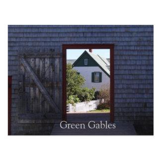 Cartão verde dos frontões