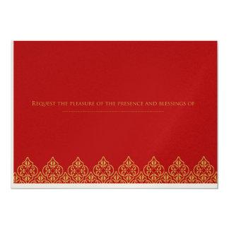 Cartão Vermelho de Desi