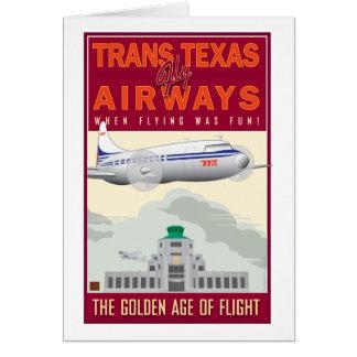 Cartão Via-Cartão de Transporte-Texas