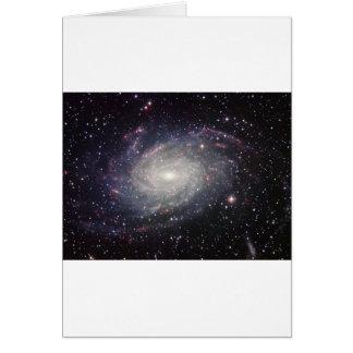 Cartão Via Láctea glaxay