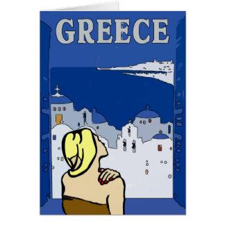 Cartão Viagem grego