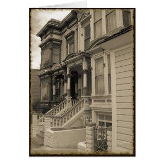 Cartão Victorians no Sepia #2