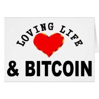 Cartão Vida Loving e Bitcoin