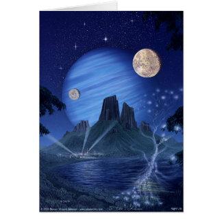 Cartão Vida nocturna