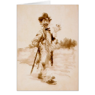 Cartão Vintage Stogie 1899