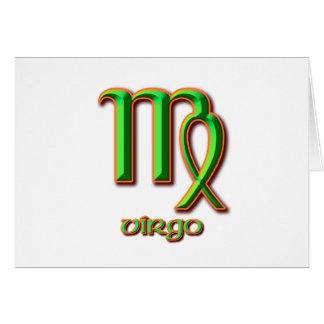 Cartão Virgo