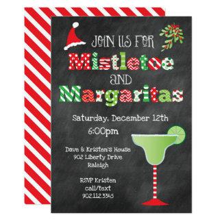 Cartão Visco e festa de Natal dos Margaritas