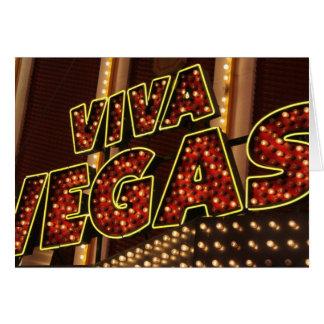 Cartão Viva Las Vegas