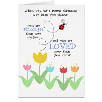 Cartão Você é amado