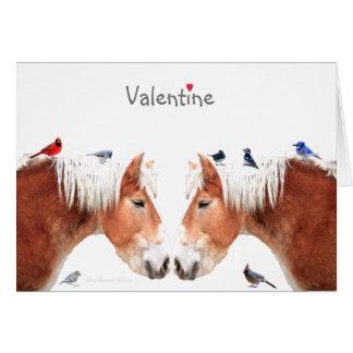 Cartão Você faz meu coração ir vertiginoso-acima: Dia dos