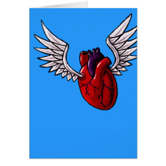 Cartão Você faz meu coração subir