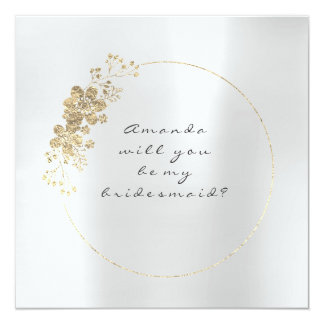 Cartão Você será minha cinza de prata Foxiet do ouro da