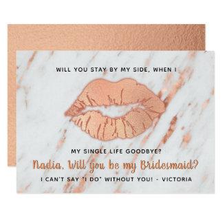 Cartão Você será minha vida do solteiro do beijo da dama