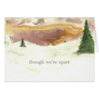 Cartão você tem meu coração