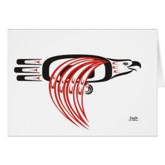Cartão Vôo Eagle