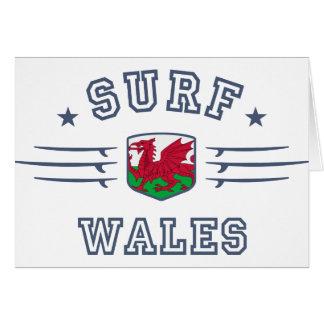 Cartão Wales