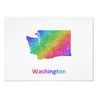 Cartão Washington