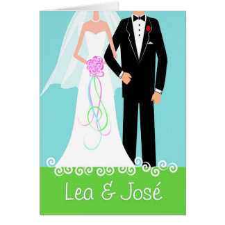 Cartão Wedding-HappyCouple-Lea-Jose-3a