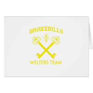 Cartão Welters