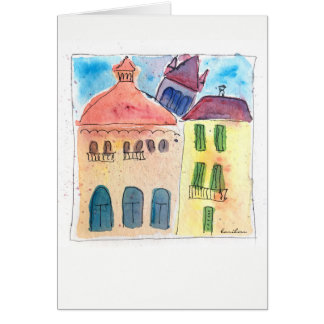 Cartão Whimsical Verona